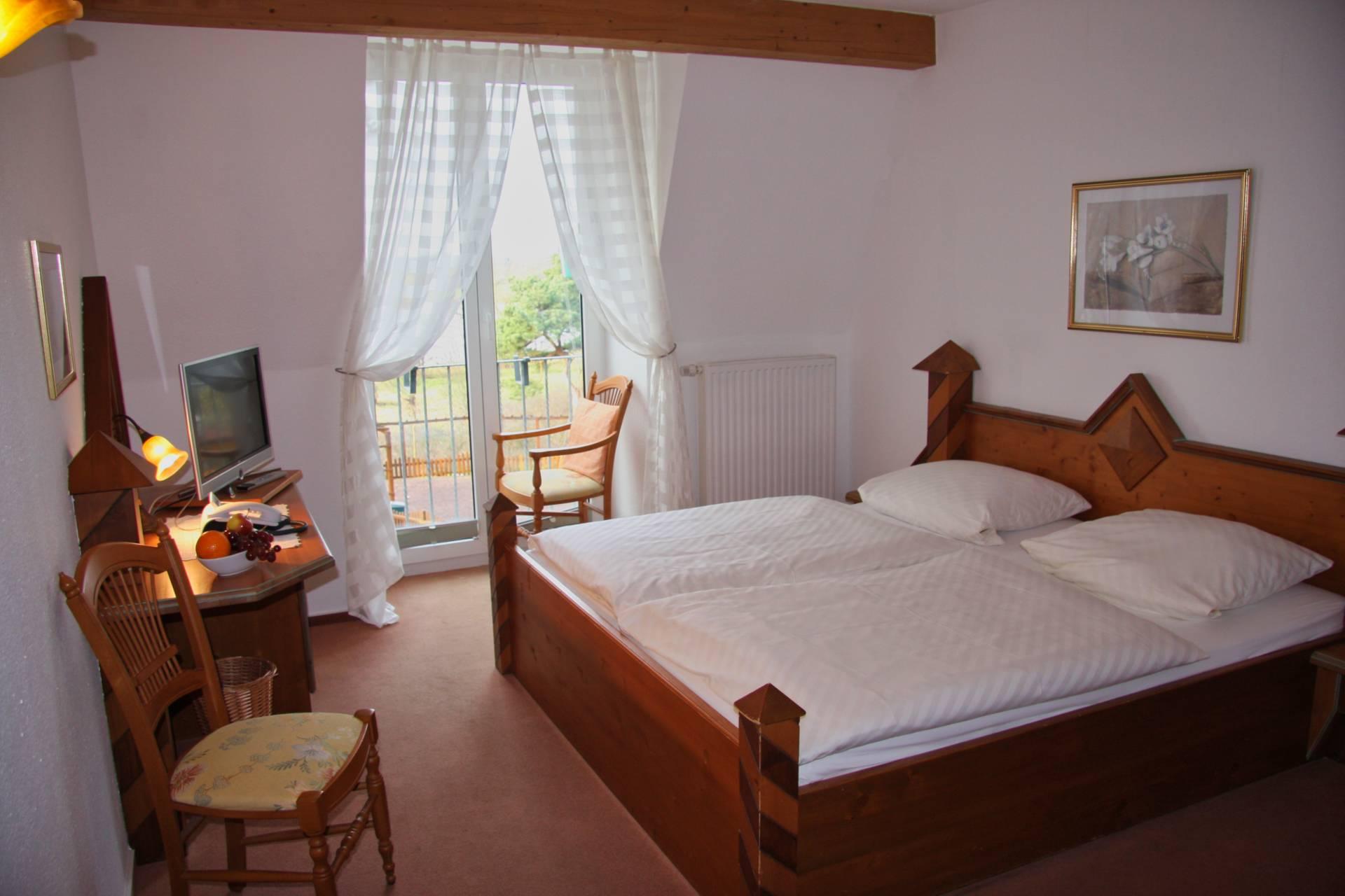 Zimmer - Unser Hotel - Hotel und Restaurant Waldschaenke