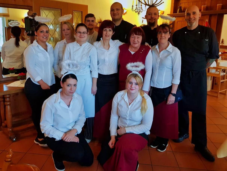 Team - Über uns - Hotel und Restaurant Waldschaenke